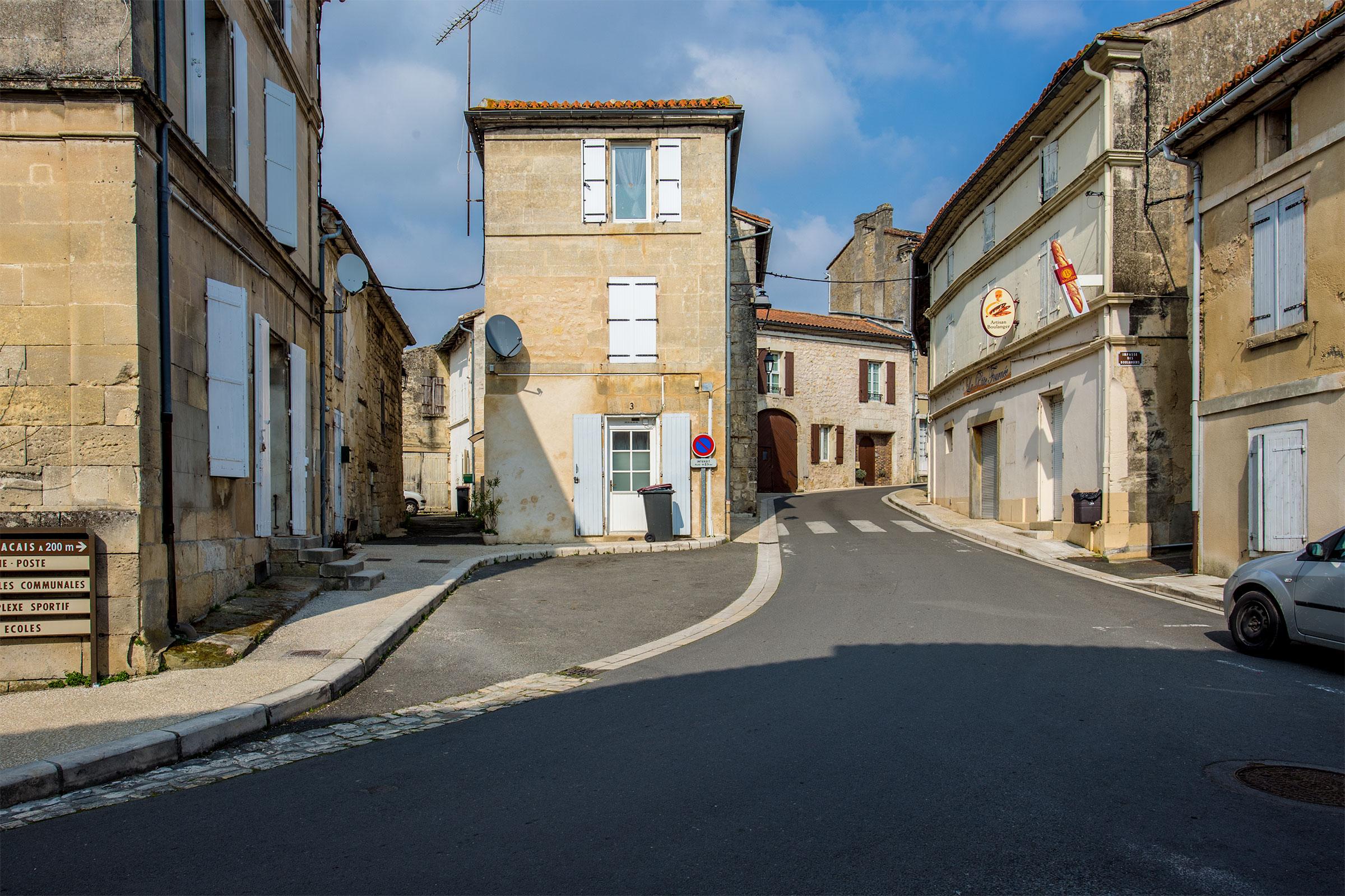 Über Nersac nach Ruffec – französische Dörfer