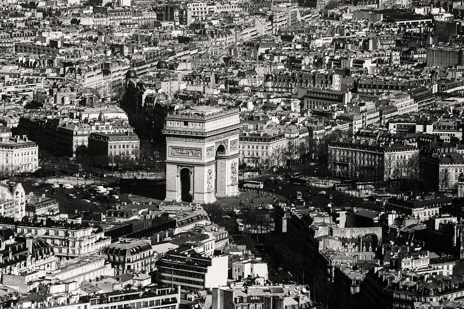 Paris – letztes Etappenziel vor der Heimat